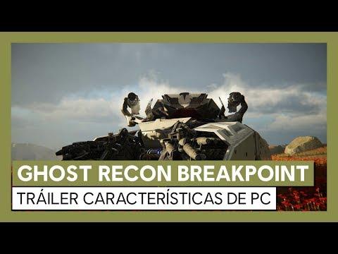 Ubisoft nos enseña las cualidades y características de la versión para PC - Noticia para Tom Clancy's Ghost Recon Breakpoint