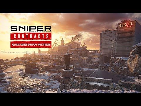 CI Games nos muestra las características más importantes de su próximo simulador de francotiradores