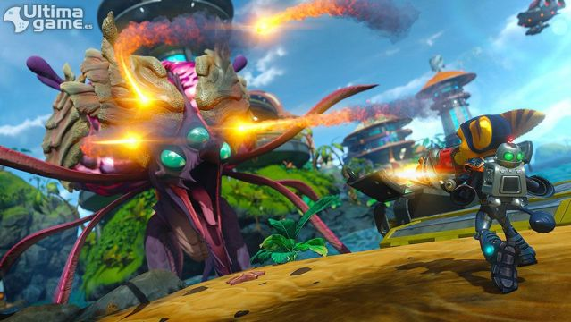 Ratchet y Clank invaden las pantallas de cine y nuestra PS4 - Noticia para Ratchet & Clank