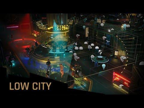 Anshar Studios nos ofrece un vistazo más en profundidad de Low City y sus orígenes