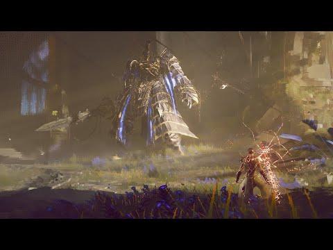 Lo nuevo de PlatinumGames se acerca más a Godfall que a los soulsborne