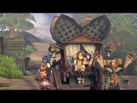 Conoce más detalles de la creación del primero de los Crystal Chronicles
