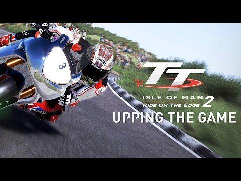Primer vistazo al gameplay con un ejemplo del paso y el presente de esta competición