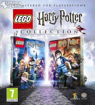 Lego Harry Potter Collection Ps4 Ultimagame