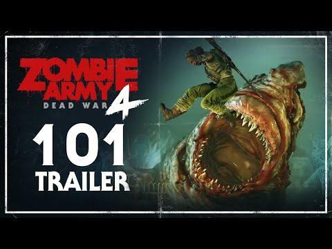 Repasa con Rebellion las características más destacadas de su nuevo shooter cooperativo de zombis - Noticia para Zombie Army 4: Dead War