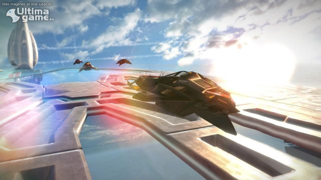 WipEout Omega Collection saldrá en edición física y digital el 7 de junio - Noticia para WipEout: Omega Collection