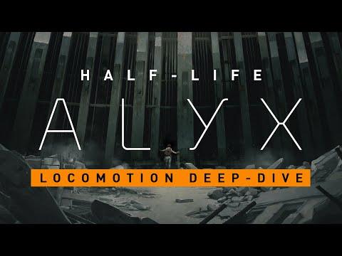 Tres sistemas de movimientos de movimiento diferentes para el juego en VR definitivo - Noticia para Half-Life: Alyx