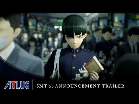 La quinta entrega de la saga Shin Megame Tensei se queda exclusiva en Switch - Noticia para Shin Megami Tensei V