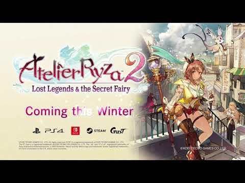 Primeros detalles oficiales de la historia y los tres primeros personajes - Noticia para Atelier Ryza 2: Lost Legends & the Secret Fairy