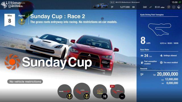 Nuevos coches y circuitos en su próxima actualización y completamente gratis - Noticia para Gran Turismo Sports