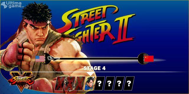 Así funciona el nuevo modo Arcade - Noticia para Street Fighter V: Arcade Edition
