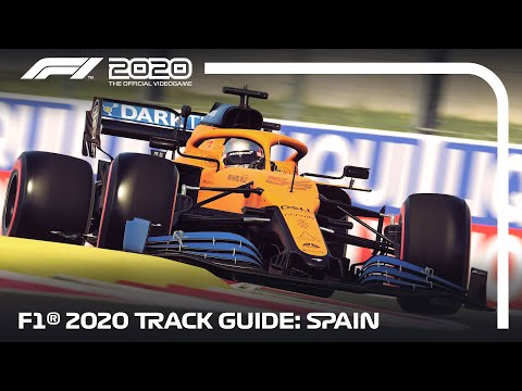 Aprende todos los secretos del Circuito de Cataluña - Noticia para F1 2020