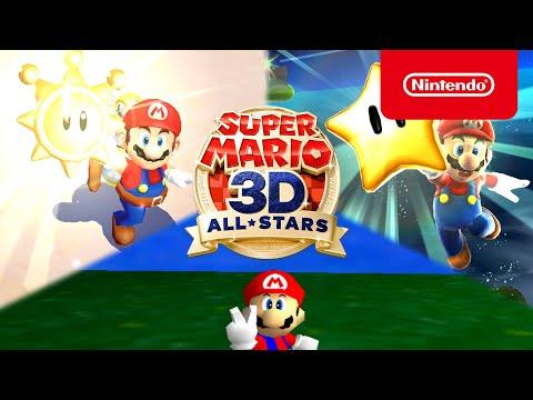 Nintendo nos recuerda qué podemos encontrar en su súper colección 3D de Mario