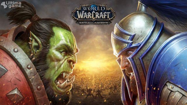 Una nueva expansión para el todopoderoso World of Warcraft llega en verano de 2018 - Noticia para World of Warcraft: Battle for Azeroth
