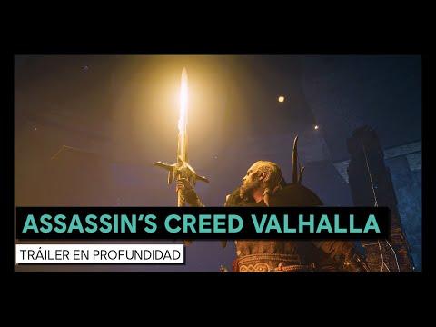 Échale un vistazo a las características jugables más interesantes - Noticia para Assassin's Creed Valhalla