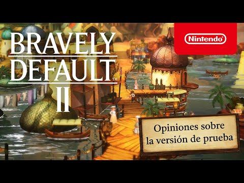 Square Enix nos explica las mejoras introducidas tras la versión de prueba - Noticia para Bravely Default II