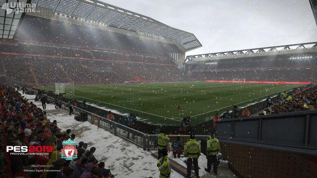 Nuevo año, más fútbol con Pro Evolution Soccer - Noticia para PES 2019
