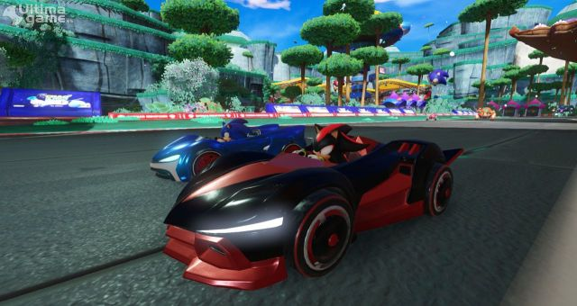 Filtrados los primeros detalles del nuevo Sonic de carreras - Noticia para Team Sonic Racing