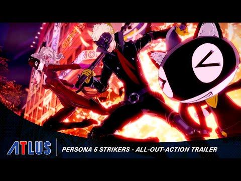 Los Ladrones Fantasmas no descansan de pelear ni en vacaciones - Noticia para Persona 5 Strikers