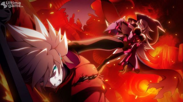 Éste es el magnífico aspecto de la versión para Switch - Noticia para Blazblue Central Fiction
