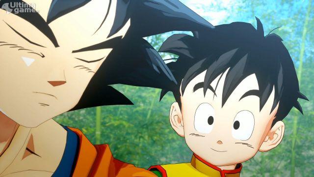 Finalmente sí que tendremos otros personajes jugables además del propio Goku - Noticia para Dragon Ball Z: Kakarot