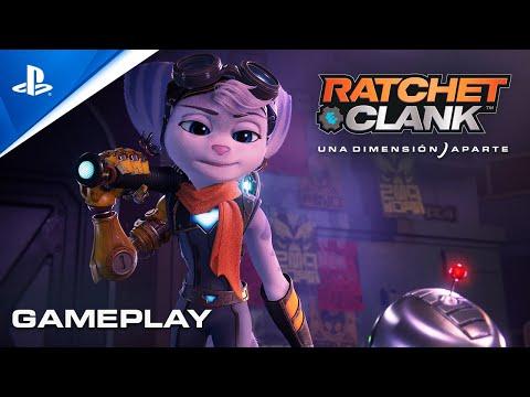 Gameplay con Rivet, y más detalles de sus mecánicas de juego