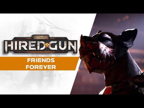 Mejora tu arsenal, pero no olvides mejorar a tu compañero inseparable - Noticia para Necromunda: Hired Gun