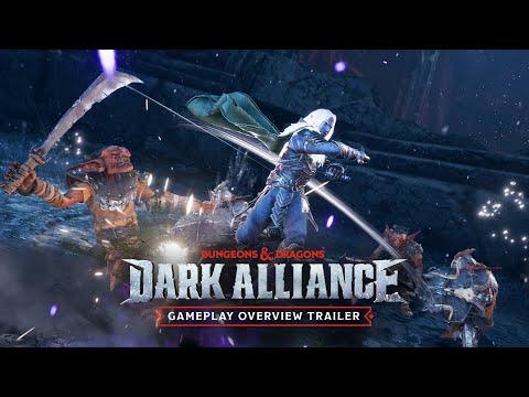 Un vistazo general a todo lo que nos espera en lo nuevo de Dark Alliance - Noticia para Dungeons & Dragons: Dark Alliance