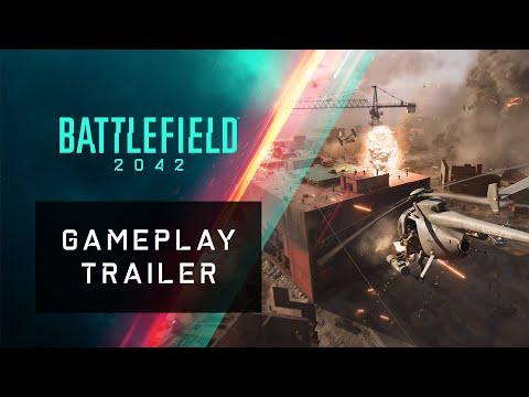 Si os pareció un pasote el tráiler de presentación, esperad a ver cómo se ve el juego en realidad - Noticia para Battlefield 2042