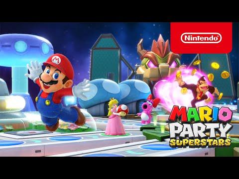 Mario vuelve a celebrar sus fiestas más divertidas en tu Switch - Noticia para Mario Party SuperStars