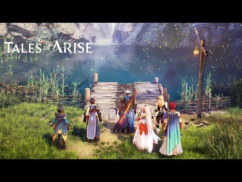 Las actividades que podremos hacer durante la exploración - Noticia para Tales of Arise