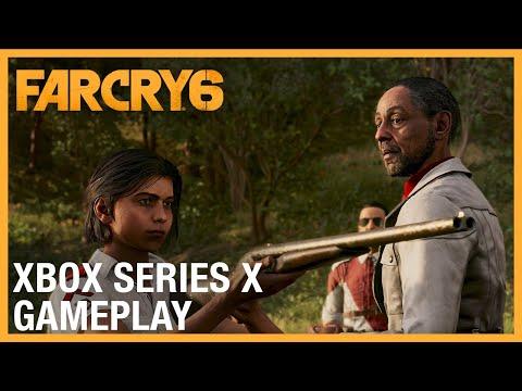 Ubisoft nos enseña una hora de juego en su versión para Xbox Series X - Noticia para Far Cry 6