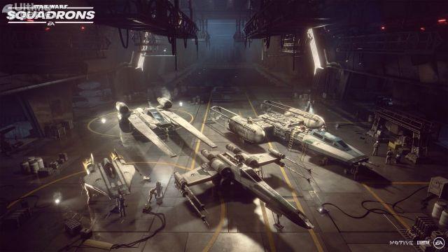 EA nos enseña lo que muchos más de Star Wars llevamos esperando casi 30 años - Noticia para Star Wars: Squadrons