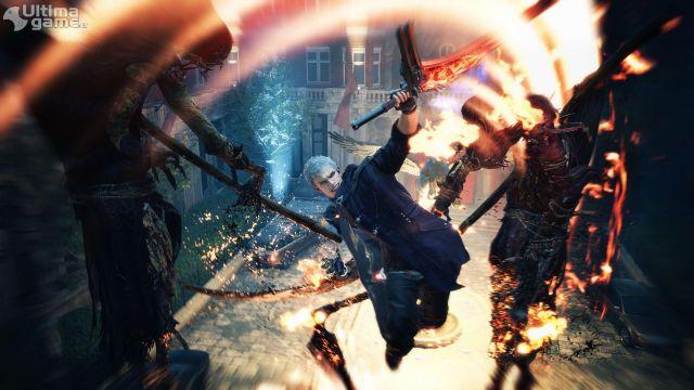 Vergil, protagonista absoluto de la Edición Especial del juego en PS5 y Xbox Series - Noticia para Devil May Cry 5
