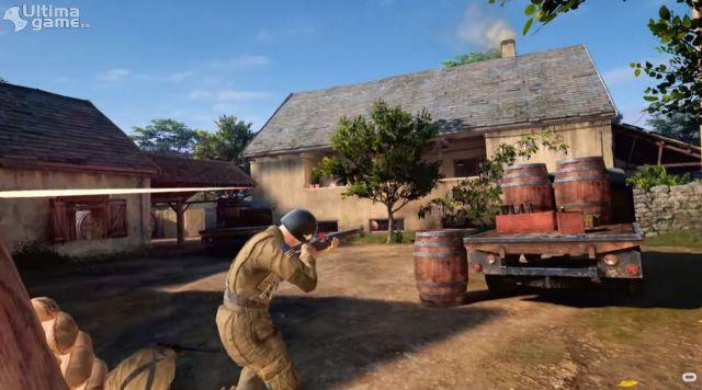 El referente para los próximos juegos con multijugador en VR - Noticia para Medal of Honor: Above and Beyond