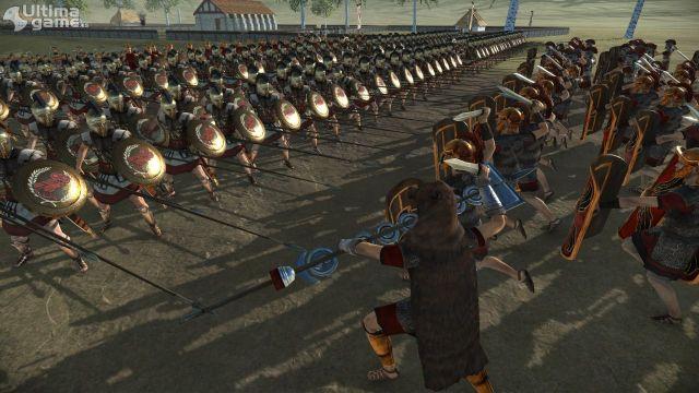 Vuelve la mejor estrategia histórica a Roma con una remasterización del clásico de 2004 - Noticia para Total War: ROME REMASTERED