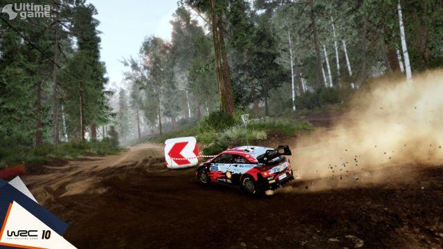 El nuevo Modo Aniversario que nos permite ver a algunos de los grandes clásicos - Noticia para WRC 10: The Official Game