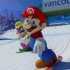 Mario y Sonic en los Juegos Olimpicos de Invierno consola