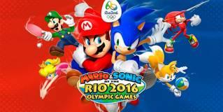 Mario y Sonic en los Juegos Olímpicos de Río 2016