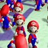 Mario 128 consola