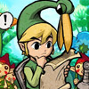 The Legend of Zelda: The Minish Cap consola