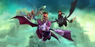 Dragones: El amanecer de los nuevos jinetes