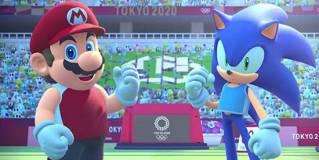 Mario y Sonic en los Juegos Olimpicos Tokio 2020