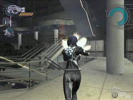 Ligero retraso en la fecha de salida de Ghost in the Shell: Stand Alone Complex para PSP
