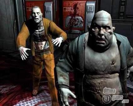 7 nuevas imágenes de Doom III para Xbox