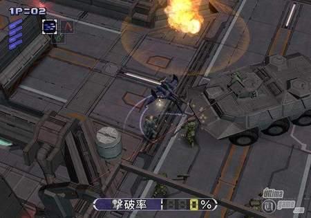 Konami presenta Neo Contra