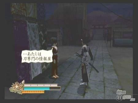 Nuevas imágenes y artworks de Way of the Samurai 2.