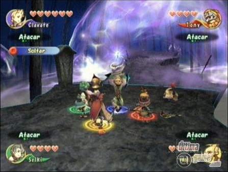 Una nueva oportunidad para un sucedáneo de Final Fantasy