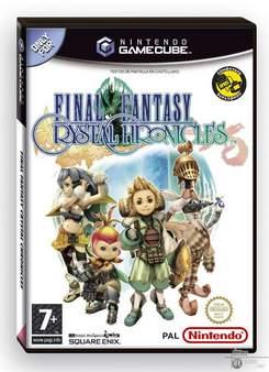 Las primeras 20.000 copias de Final Fantasy Crystal Chronicles, incluirán el cable de conexión entre Nintendo GameCube y Game Boy Advance