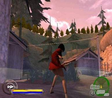 3 nuevas imágenes de Red Ninja: End of Honor